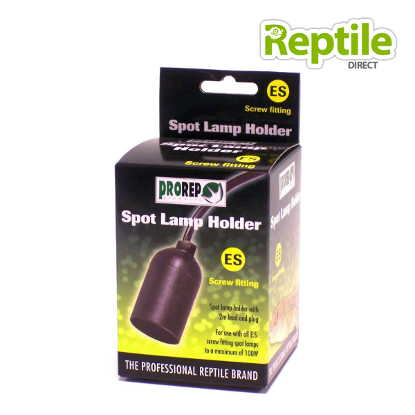 ProRep Screw-Fit Lamp Fitting with Plug