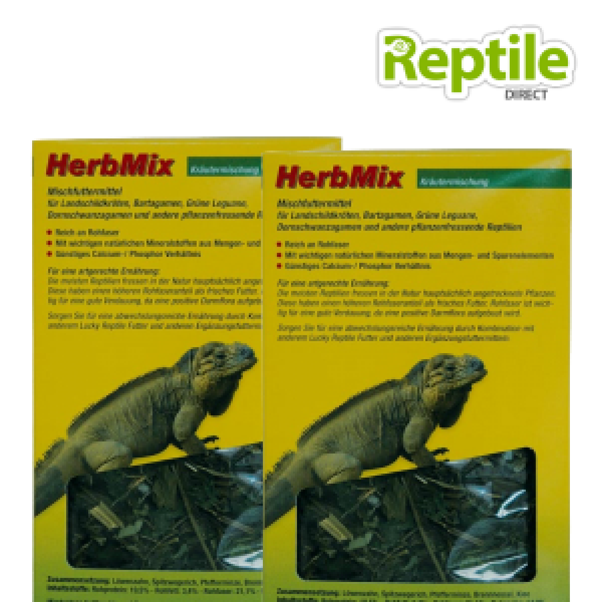 Luck Reptile Herb Mix 50g