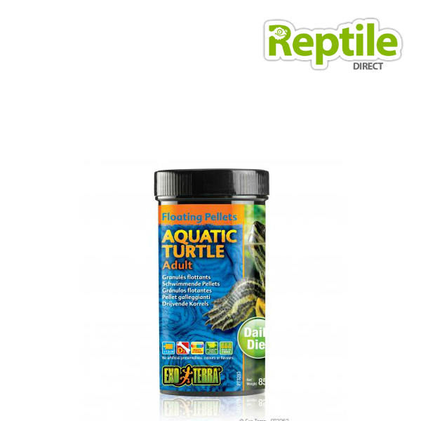 Exo Terra Pellets Adult Aquatic Turtle 250g