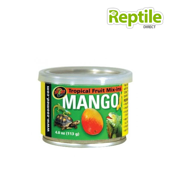 Zoo Med Tropical Fruit Mix-in Mango 113g