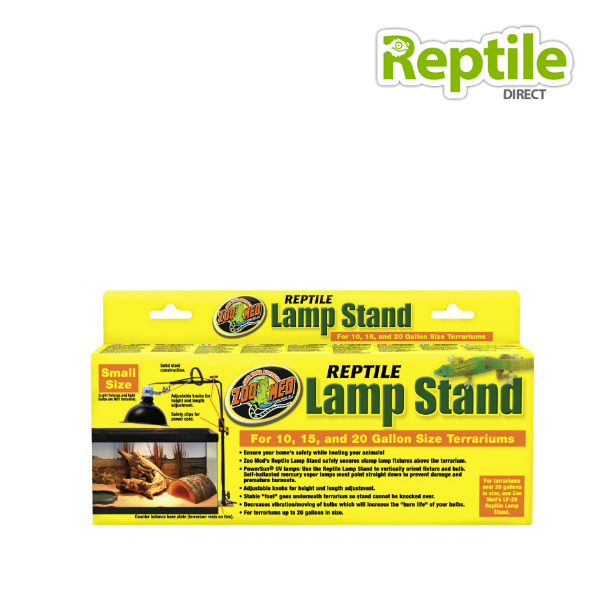 Zoo Med Reptile Lamp Stand Small