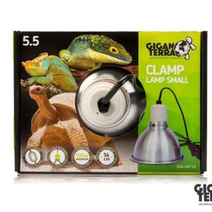 Clamp lamp Small 14 CM – 100 W