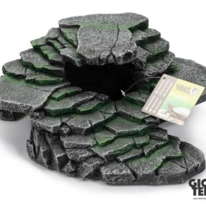 Aquatic Turtle platform Black Large