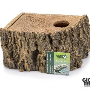 Reptile Lay box/ Shed Hide Medium