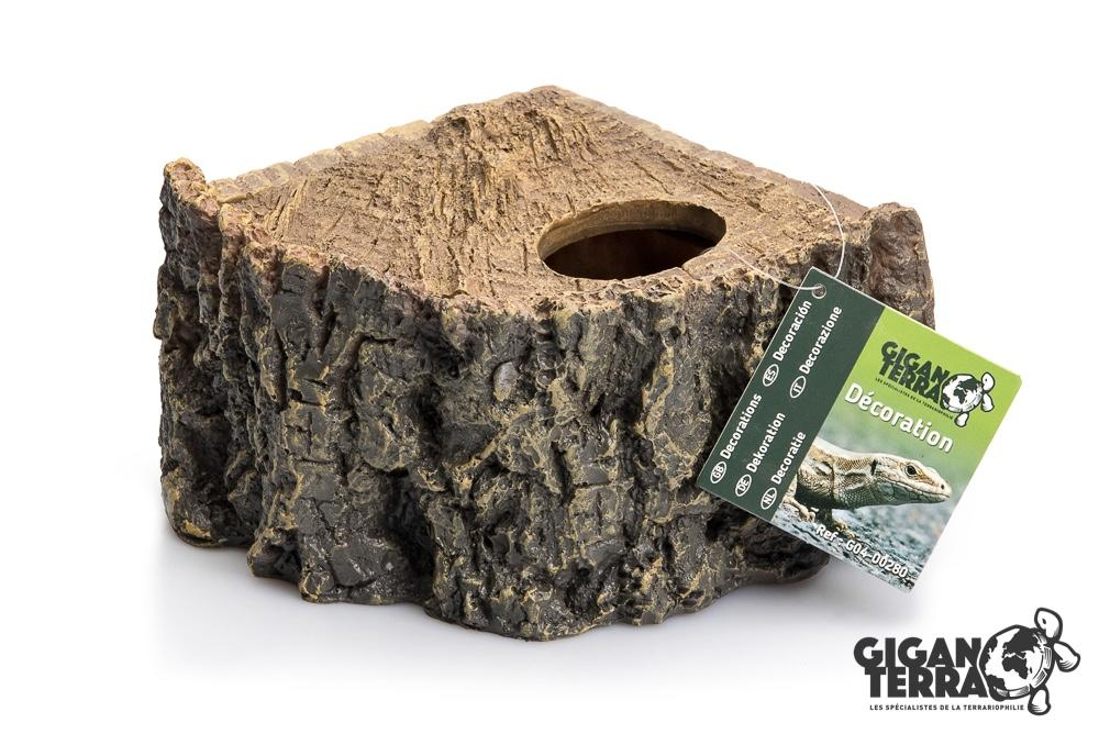 Reptile Lay box/ Shed Hide Small