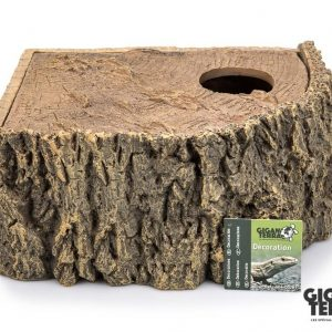 Reptile Lay box/ Shed Hide Large