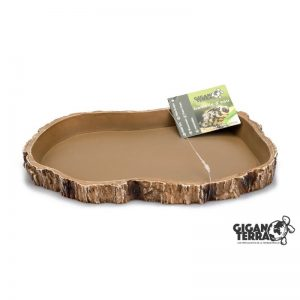 GIGA - FOOD DISH XL - Brown