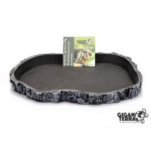GIGA - FOOD DISH XL - Grey