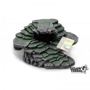 Aquatic Turtle Platform Black L - 30 X 24 X 12 CM