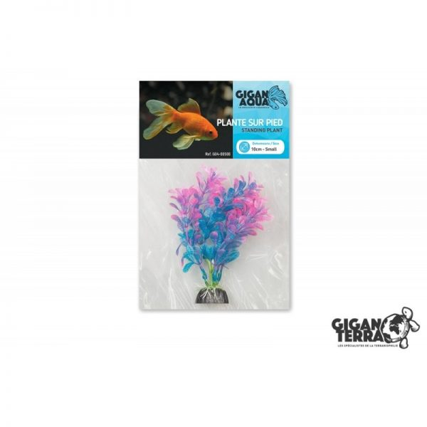 Floating artificial plant 10 cm - 500