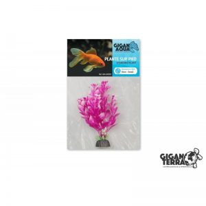 Floating artificial plant 10 cm - 503