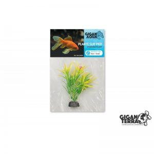 Floating artificial plant 10 cm - 505