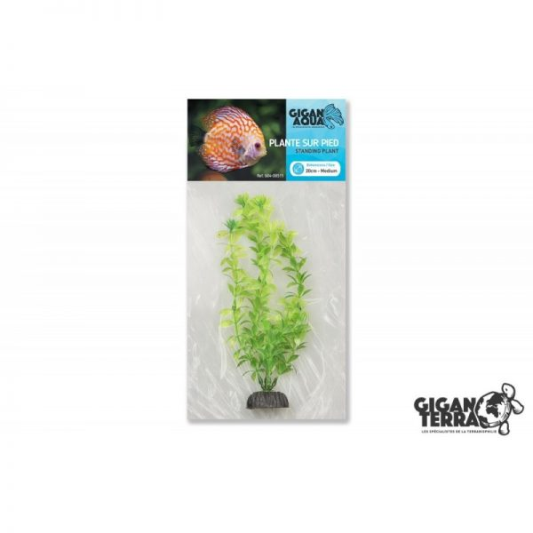 Floating artificial plant 20 cm - 511