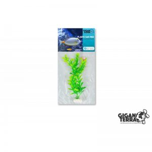 Floating artifical plant 649  - H 20 CM