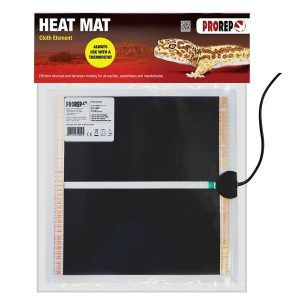 "PR Cloth Element Heat Mat (11x11"") 12W"